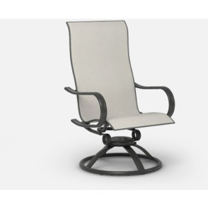 Holly Hill (Aluminum) High Back Swivel Rocker