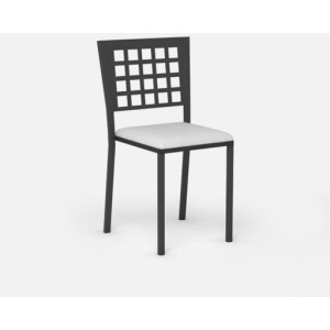 Manhattan  (Steel) Side Chair (Stackable)