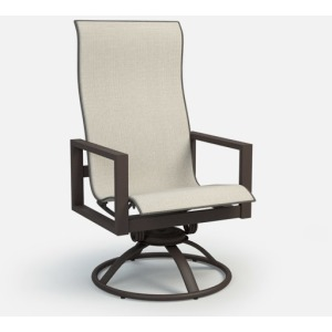 Sutton High Back Swivel Rocker