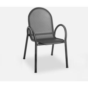 Passport (aluminum) Cafe' Chair