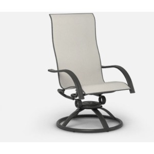 Palisade  (Steel) High Back Swivel Rocker