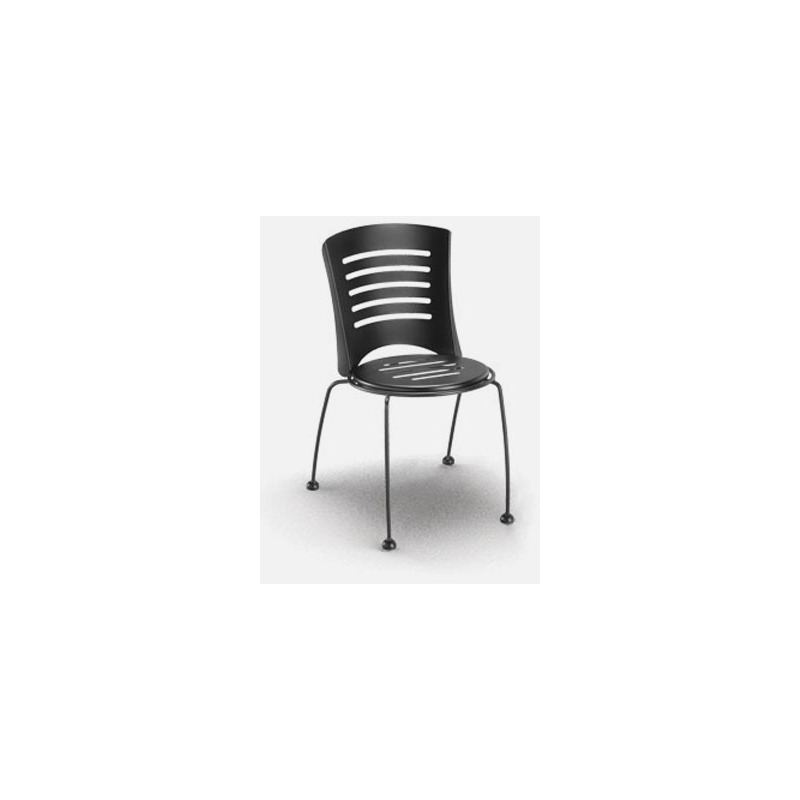 Latte  (Steel) Side Chair (Stackable)