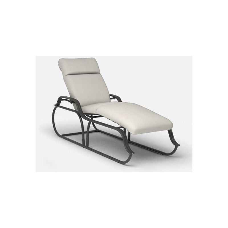 Palisade Cushion Dining  (Steel) Self-Adjusting Chaise