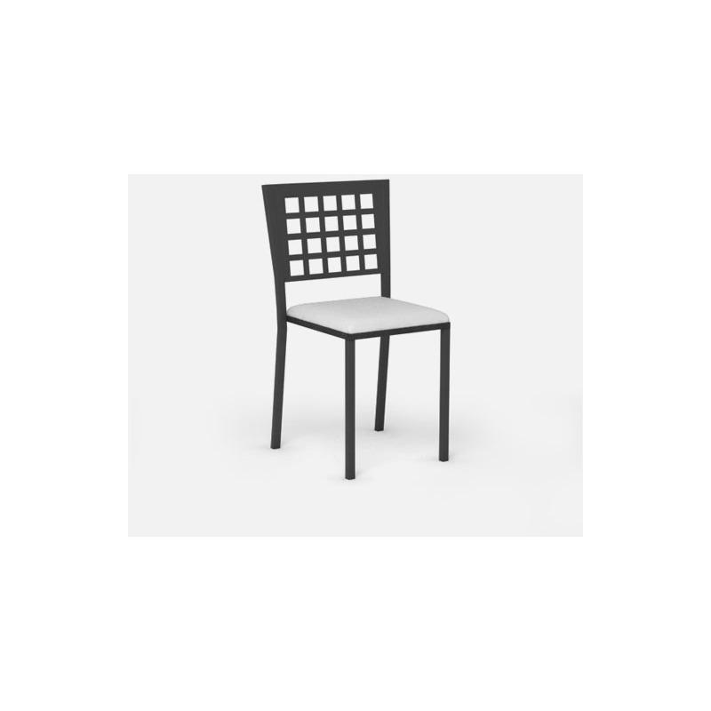 Manhattan  (Steel) Side Chair (Stackable)
