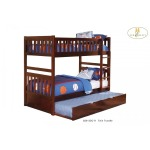Full / Full Bunk Bed