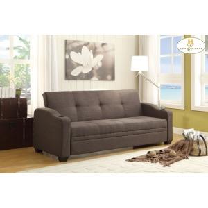 Elegant Lounger Sofa: 82.5 x 32 x 34.75H Bed: 82.5 x 43 x 24H