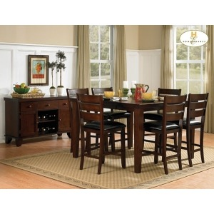 AMEILLIA COLLECTION COUNTER HEIGHT DINING TABLE