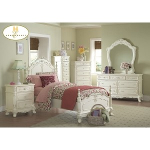 CINDERELLA COLLECTION TALL CHEST