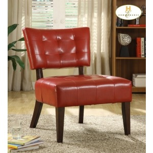 WARNER COLLECTION CHAIR RED