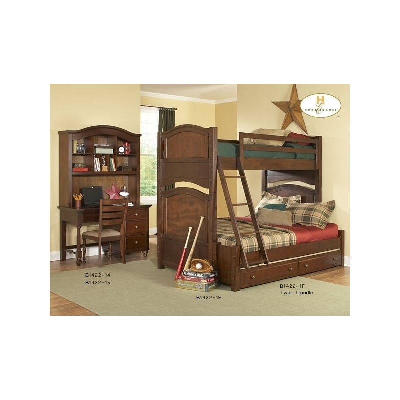 ARIS COLLECTION TWIN/TWIN BUNK BED