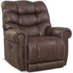 Wall-Saver Power Recliner - Big & Tall Extreme Seating