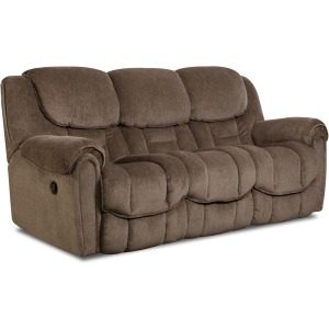 Delmar Double Reclining Power Sofa