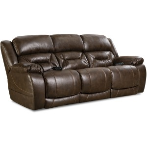 Enterprise Double Reclining Power Sofa