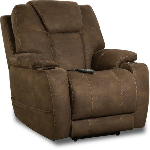 Heat/Cool Recliner