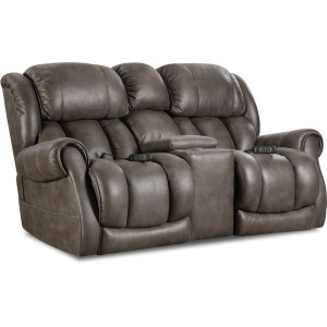 Atlantis Power Reclining Loveseat w/Console