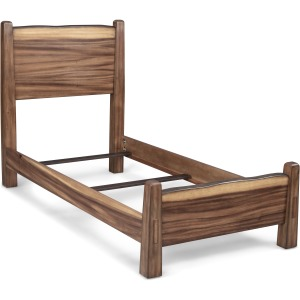 Forest Retreat Twin Bed