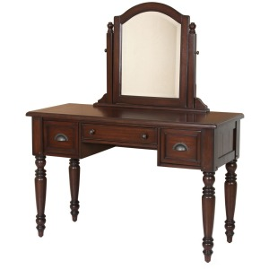 Country Vanity with Mirror