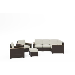 Palm Springs 4-Piece Sectional Set