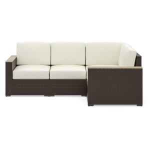 Palm Springs 4-Seat Sectional