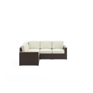 Palm Springs 5-Seat Sectional