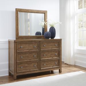 Tuscon Dresser with Mirror