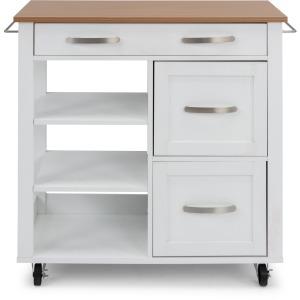 Storage Plus Kitchen Cart