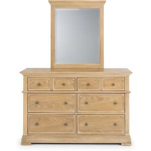 Manor House Dresser with Mirror