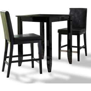Linear High Dining Set