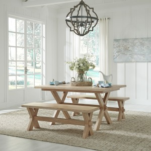 Cambridge 3 Piece Dining Set