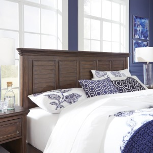 Marie King Bed, Nightstand and Chest