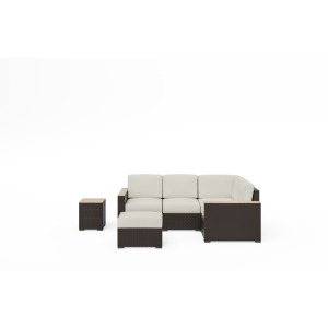 Palm Springs 3-Piece Sectional Set