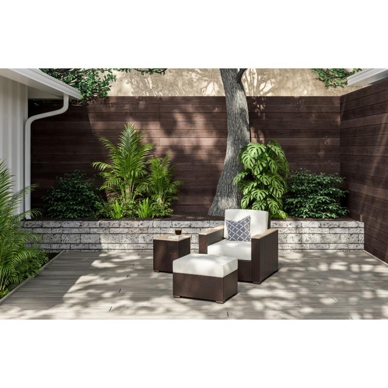 Palm Springs 3-Piece Outdoor Set