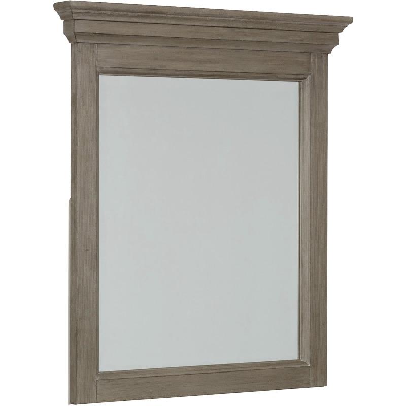 Mountain Lodge Mirror