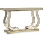 Show Stopper Mirrored Console