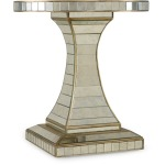 Looking Glass Accent Table