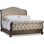 Tufted Bed King, King