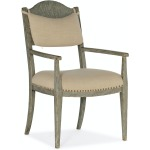 Alfresco Aperto Rush Arm Chair