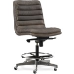 Wyatt Executive Swivel Tilt Chair (Tall) w/ Metal Base