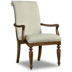 Archivist Upholstered Arm Chair