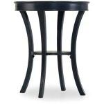 Melange Semblance Accent Table - Teal