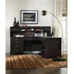 Furniture Kendrick L Desk Hutch