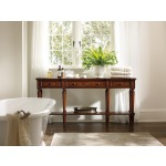 Three Drawer Console Table