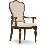 Leesburg Upholstered Arm Chair Silhouette