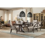 Roslyn County 8pc Dining Set