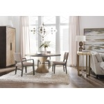 Miramar Point Reyes Botticelli 60in Round Dining Table Room