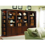 52in. Wall Bookcase