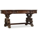 Grand Palais Writing Desk 66 in