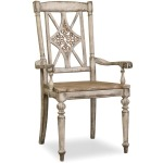 Furniture Chatelet Fretback Arm Chair