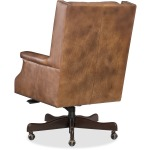 Beckett Executive Swivel Tilt Chair Silhouette