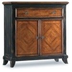 One-Drawer Two-Door Chest